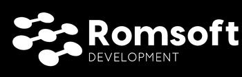 Romsoft logo